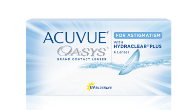 Shop for ACUVUE OASYS for ASTIGMATISM 6pk