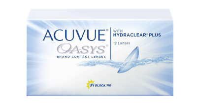 Find ACUVUE OASYS with HYDRACLEAR PLUS 12pk