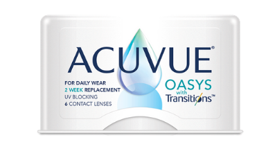 Shop for ACUVUE OASYS with Transitions 6pk
