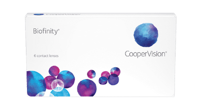 Check out CooperVision Biofinity 6pk online