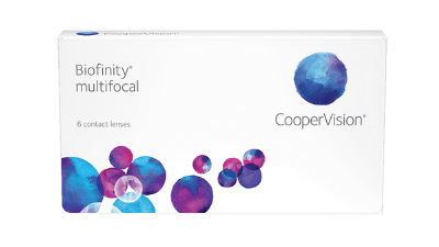 Order CooperVision Biofinity Multifocal 6pk