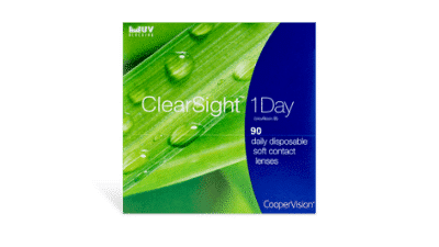 Check out CooperVision ClearSight 1 Day 90pk