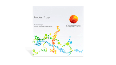 Buy CooperVision Proclear 1-Day 90pk