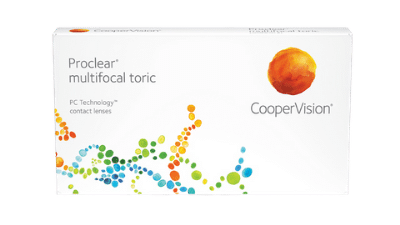 Get CooperVision Proclear Multifocal Toric 6pk Online