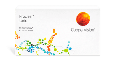 Shop for CooperVision Proclear Toric 6pk