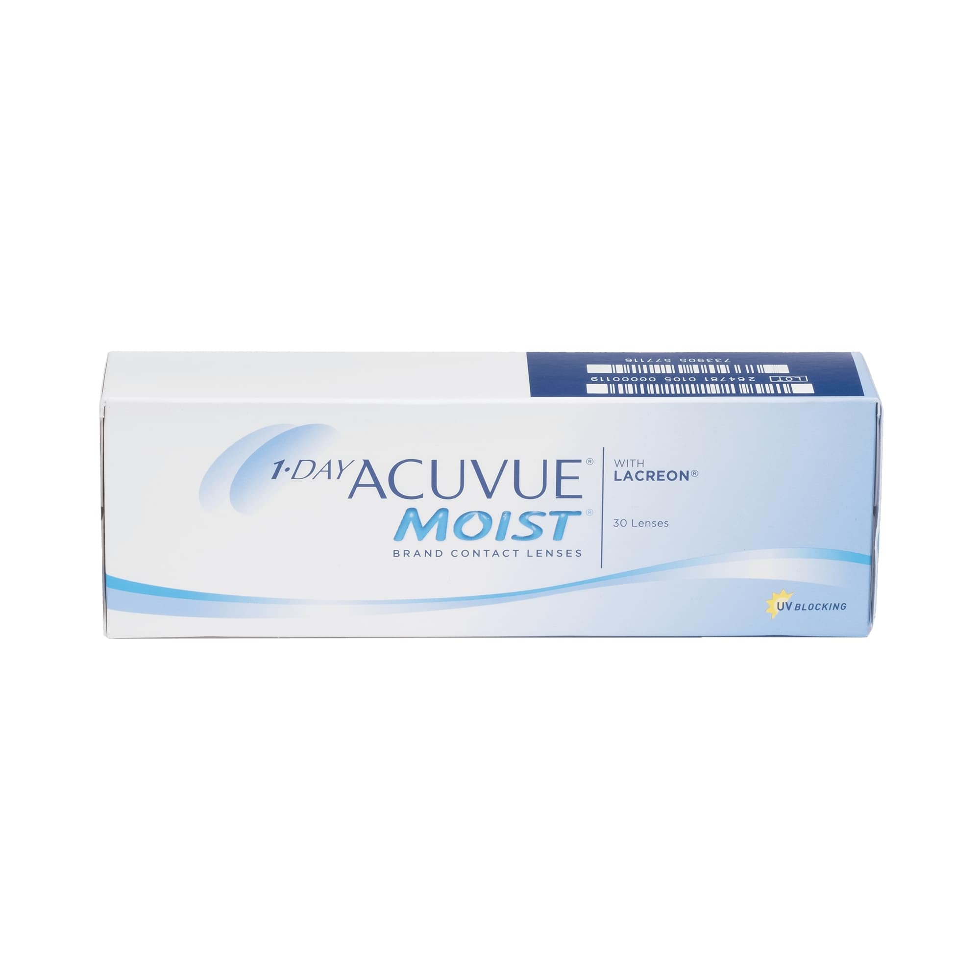 Acuvue Moist - 30 contact lenses