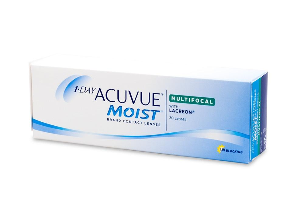 Shop 1-DAY ACUVUE MOIST Multifocal 30pk