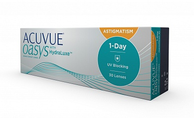 ACUVUE OASYS 1-Day for ASTIGMATISM 30pk