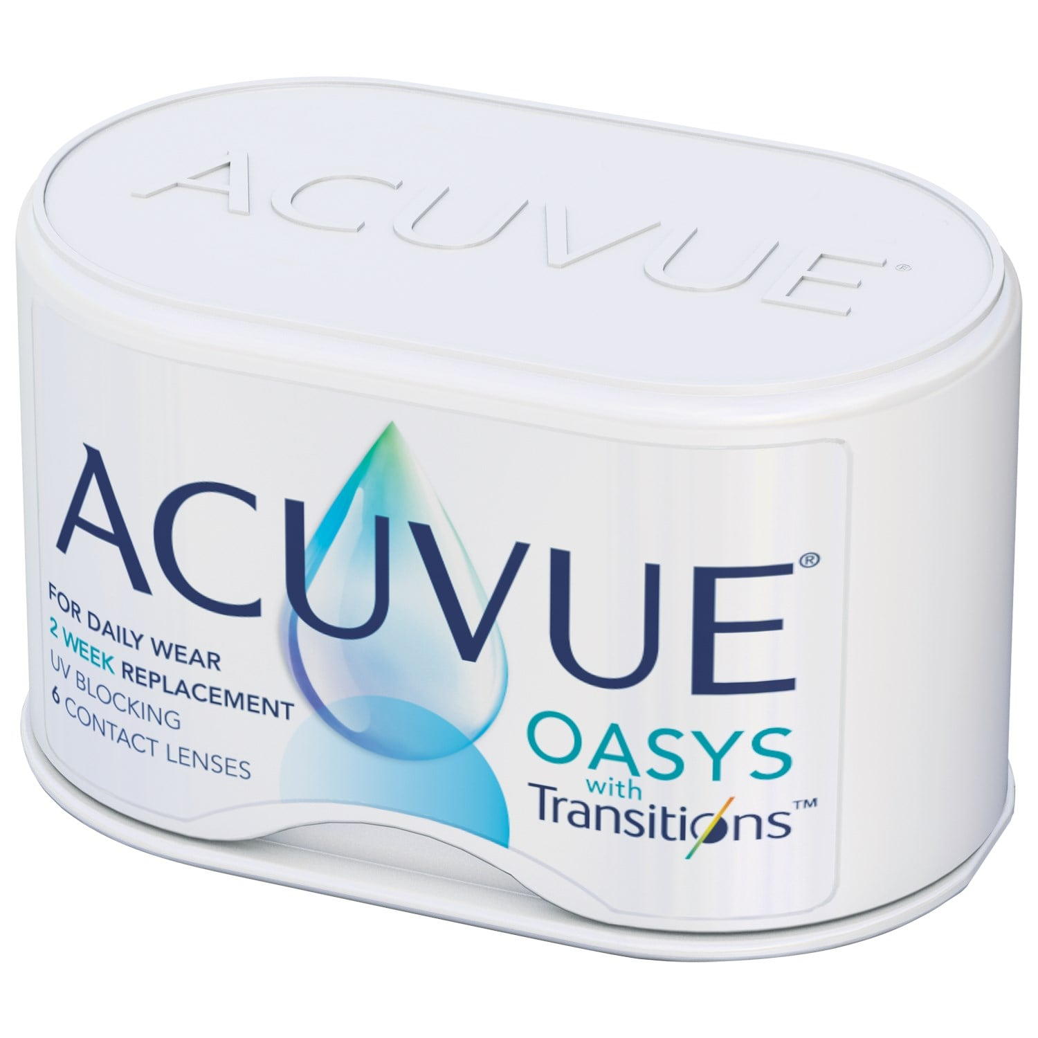 Find ACUVUE OASYS with Transitions 6pk