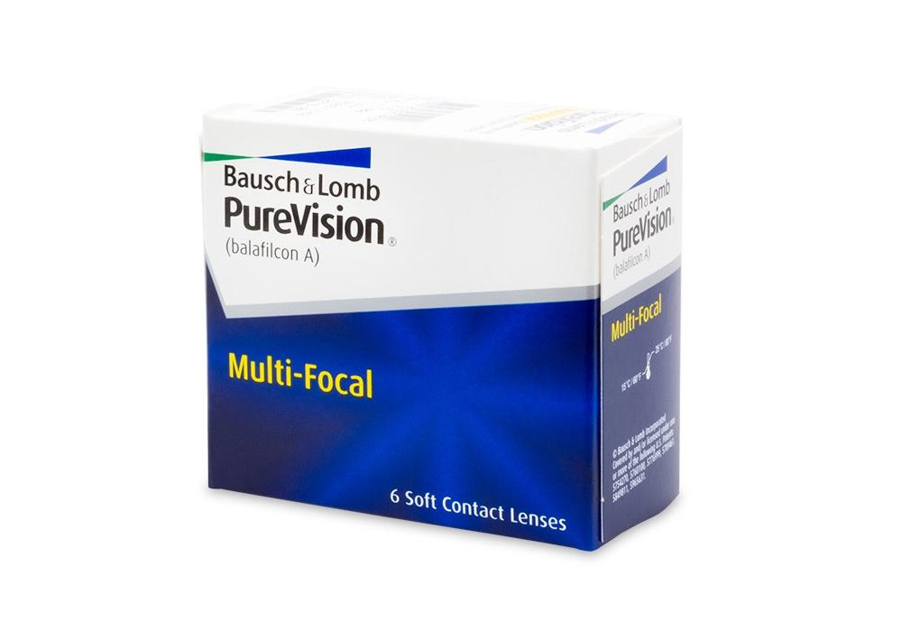 Order Bausch & Lomb PureVision Multi-Focal 6pk