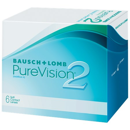 Purchase Bausch & Lomb PureVision 2 6pk