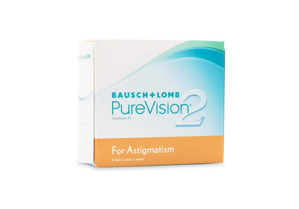 Buy Bausch & Lomb PureVision 2 for Astigmatism 6pk