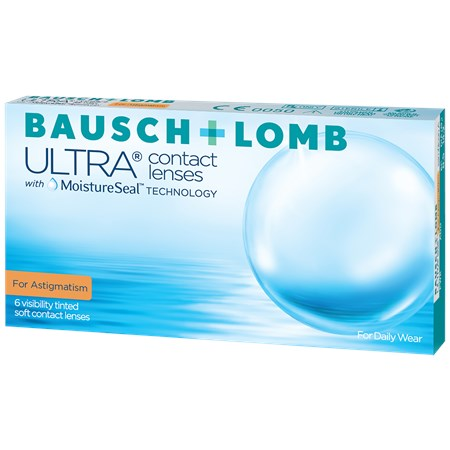 Bausch & Lomb ULTRA for Astigmatism 6pk