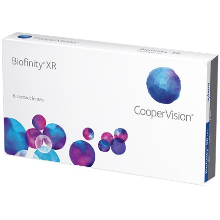 Get CooperVision Biofinity XR 6pk